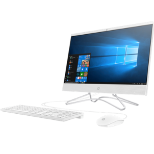 HP 200 G3 Core i5 4GB RAM 1000GB 21.5″ All-in-one Desktop
