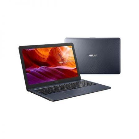 "Asus X543N-15.6""-Windows 10-Intel Celeron-4GB RAM+1TB HDD-Grey KEY FEATURES 4 GB RAM DDR3 RAM Type 1 TB Hard Disk 15.6 inches Sceen Size Intel Celeron Processor call 0728394362 price ksh 34,000/="