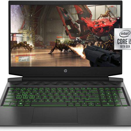 "HP Pavilion Gaming 15-dk1082nr - 15.6"" - Core i5 10300H - 16 GB RAM - 256 GB SSD + 1 TB HDD - US Specs Prices ksh 115,000/="