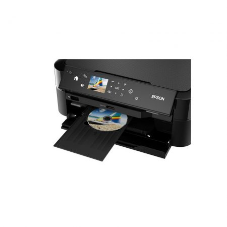 Epson L850 Ink Tank 2.7 Colour LCD Screen Print Scan Copy CDs DVDs Photo Printer